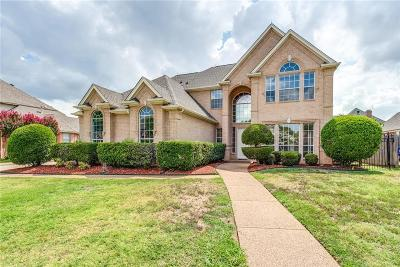 Colleyville Single Family Home For Sale: 6609 Carriage Drive