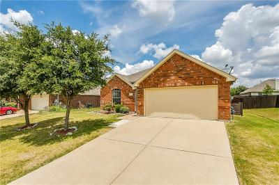 Waxahachie Single Family Home Active Option Contract: 204 Thoroughbred Street