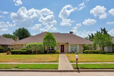 Richardson Single Family Home For Sale: 120 N Spring Creek Drive