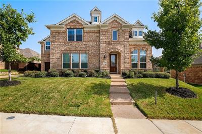 Keller Single Family Home Active Option Contract: 1505 Wagonwheel Trail