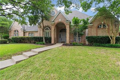 Southlake Single Family Home For Sale: 1509 Chimney Works Drive
