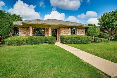 Carrollton Single Family Home Active Option Contract: 3719 Highgate Lane
