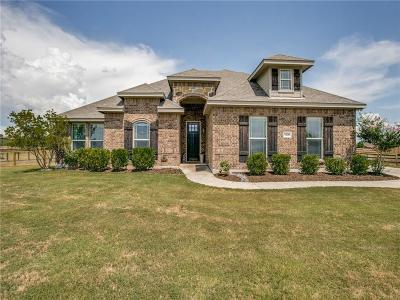 Midlothian Single Family Home For Sale: 7620 Norrell Road