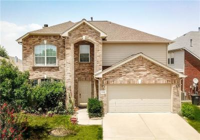 Fort Worth Single Family Home For Sale: 4840 Madyson Ridge Drive