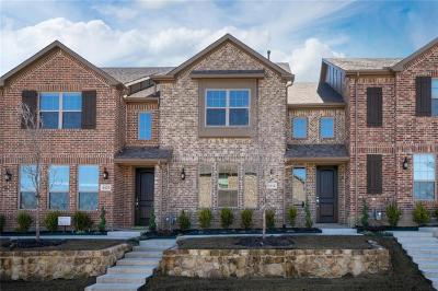 Carrollton Townhouse For Sale: 1016 Foxglove Drive