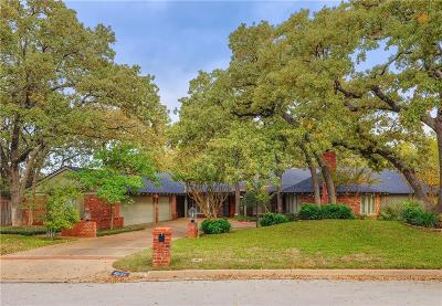 Arlington Single Family Home For Sale: 4013 Shady Valley Drive