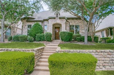 Frisco Single Family Home For Sale: 5480 Braemar Drive
