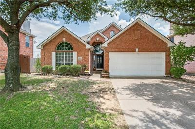 Plano Single Family Home Active Option Contract: 4004 Ridge Gate Drive