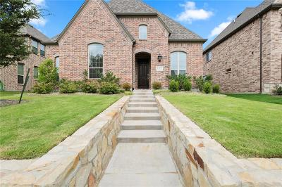 Frisco Single Family Home For Sale: 12325 Burnt Prairie Lane