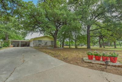 Erath County Single Family Home For Sale: 1245 W McNeill Street