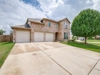 Forney Single Family Home For Sale: 134 Cherrytree Trail