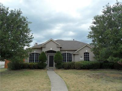 Cedar Hill Single Family Home Active Option Contract: 240 Copeland Drive