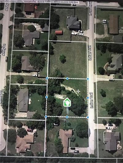Rockwall, Royse City, Fate, Heath, Mclendon Chisholm Residential Lots & Land For Sale: 19 Indian Trail
