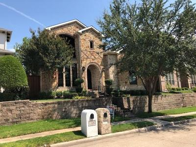 Irving Single Family Home For Sale: 3320 Ricci Lane
