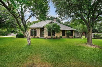 Weatherford Single Family Home For Sale: 206 Timber Trail