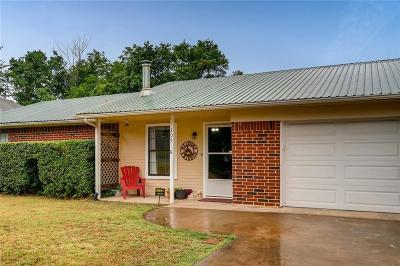 Weatherford Single Family Home For Sale: 305 N Dubellette Street
