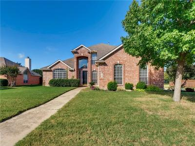 Flower Mound Single Family Home For Sale: 1633 Meadow Vista Drive