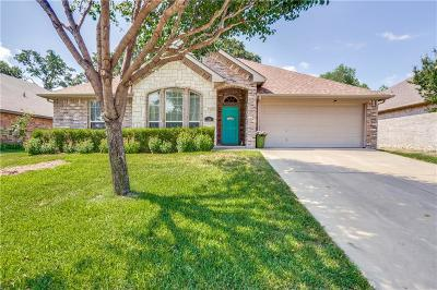 Azle Single Family Home For Sale: 536 Harbor Crest Road