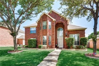 Frisco Single Family Home For Sale: 9509 Thorncliff Drive