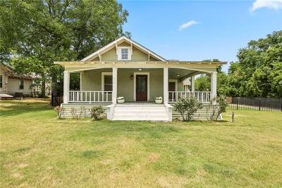 Pilot Point Single Family Home For Sale: 410 E Main Street