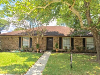Single Family Home For Sale: 2231 Big Bend Drive
