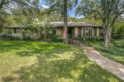 Arlington Single Family Home For Sale: 3209 Yellowstone Drive