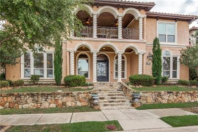 McKinney Single Family Home For Sale: 5405 Settlement Way