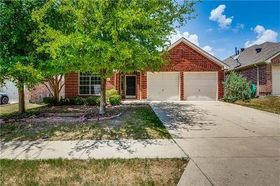 Single Family Home For Sale: 512 Crutcher Crossing