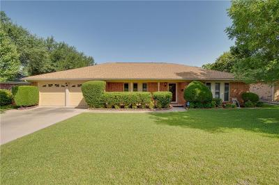 Fort Worth Single Family Home For Sale: 6252 Winifred Drive