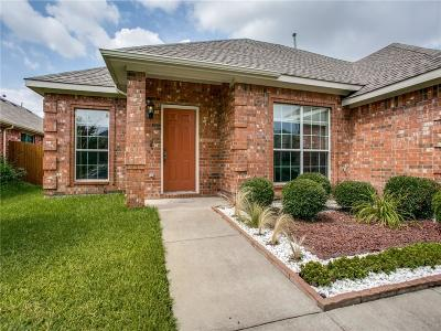 Sachse Single Family Home For Sale: 2704 Pennington Drive