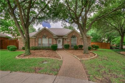 Allen Single Family Home For Sale: 1443 Rogers Court