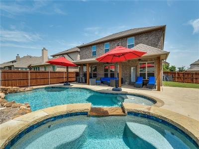McKinney Single Family Home Active Option Contract: 12001 Tobosa Circle