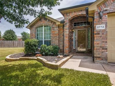 Single Family Home For Sale: 2772 Red Wolf Drive