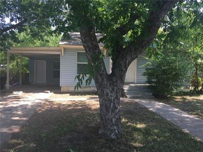 Single Family Home Active Option Contract: 7316 Willis Avenue