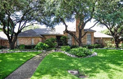 Single Family Home For Sale: 5522 Tamaron Court