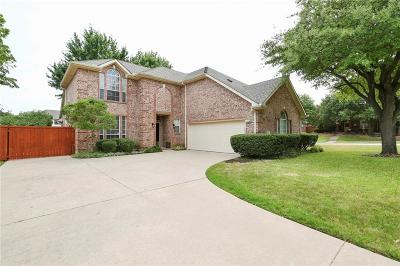 Allen Single Family Home For Sale: 1015 Westwood Court