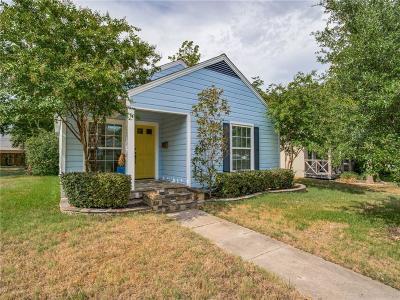 Dallas Single Family Home For Sale: 5943 Goodwin Avenue