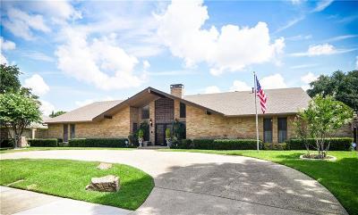 Dallas, Fort Worth Single Family Home For Sale: 7609 Dornoch Lane