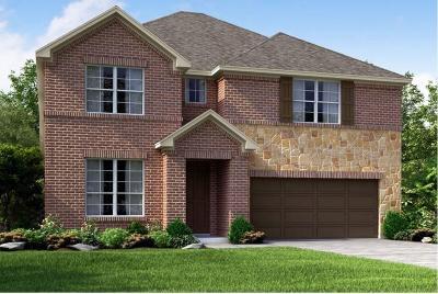 Corinth Single Family Home For Sale: 2219 Wellington Lane