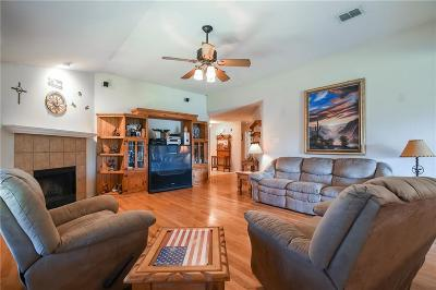 Cross Roads Single Family Home For Sale: 9119 King Ranch Drive