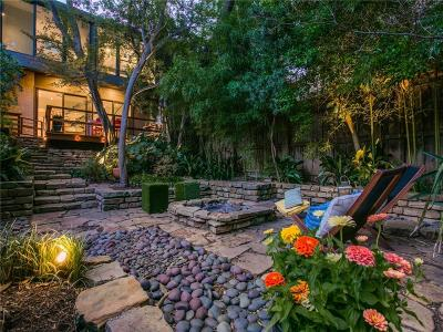 Dallas Townhouse For Sale: 4012 Buena Vista Street