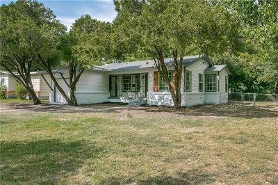 Dallas Single Family Home For Sale: 4732 Haas Drive