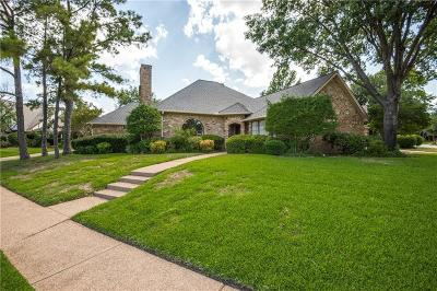 Hurst, Euless, Bedford Single Family Home For Sale: 840 Windsong Court