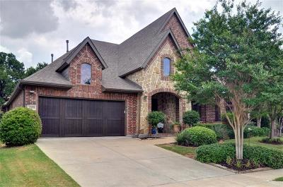 Fort Worth Single Family Home Active Option Contract: 4909 Cargill Circle