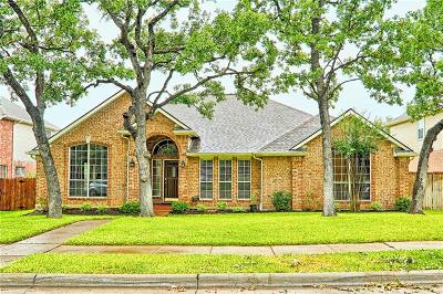 Keller TX Single Family Home For Sale: $369,900