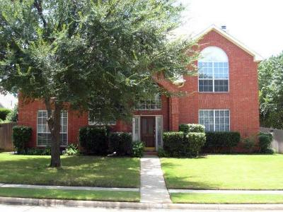 Flower Mound Single Family Home Active Option Contract: 3333 Druid Way