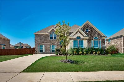 Frisco Single Family Home For Sale: 2849 Old Hawkins Lane