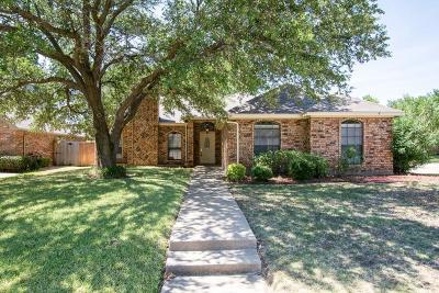 Flower Mound Single Family Home Active Option Contract: 1129 Coker Drive