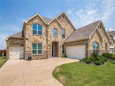 Frisco Single Family Home Active Option Contract: 9956 Corinth Lane