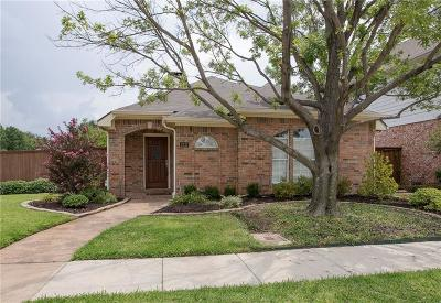 Irving Single Family Home Active Option Contract: 312 Moss Hill Road